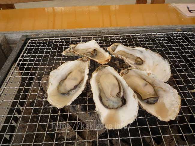 恵比須丸 糸島の牡蠣小屋