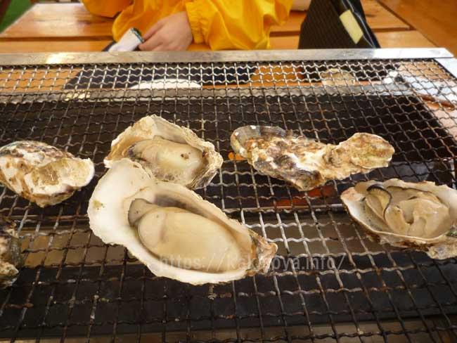 糸島の牡蠣小屋 豊漁丸