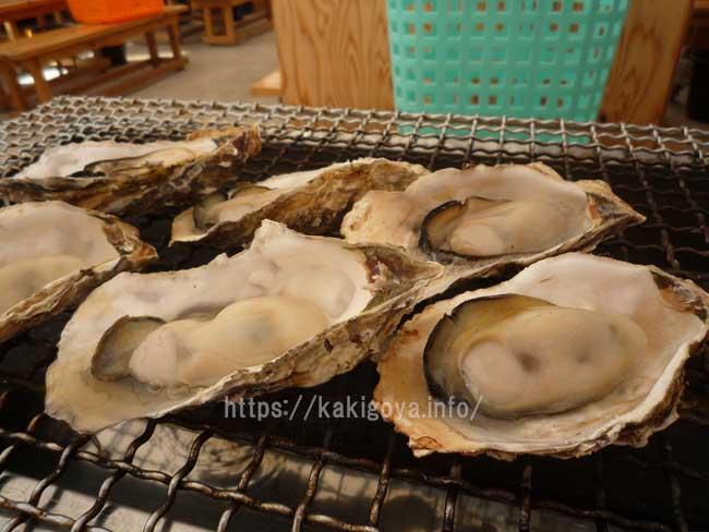 牡蠣の美味しい焼き方